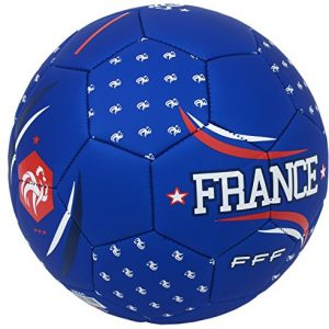 Ballon-de-football-FFF-Collection-officielle-Equipe-de-France-de-football-Taille-5-0