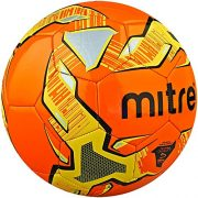 Mitre-Impel-Ballon-dentranement-OrangeNoirJaune-Taille-3-0