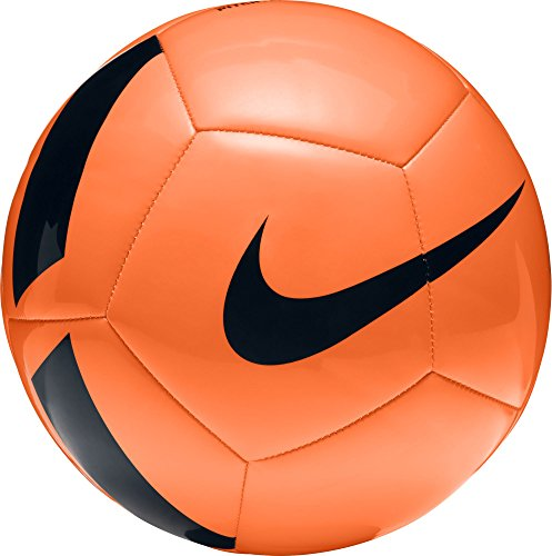 Nike-Ptch-Team-Ballon-de-Football-Mixte-Adulte-Orange-TotalNoir-Taille-4-0
