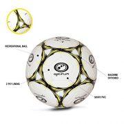 OPTIMUM-Ballon-de-Foot-Classico-Homme-Classico-BlackFluro-0-0