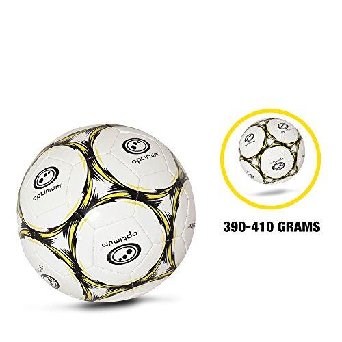 OPTIMUM-Ballon-de-Foot-Classico-Homme-Classico-BlackFluro-0