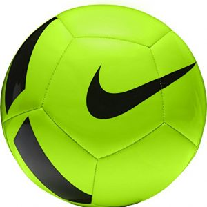 Nike-Ptch-Team-Ballon-de-football-Mixte-Adulte-Vert-Vert-lectriqueNoir-Taille-3-0