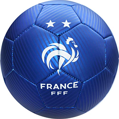 Ballon-de-Football-FFF-2-toiles-Collection-Officielle-Equipe-de-France-de-Football-0