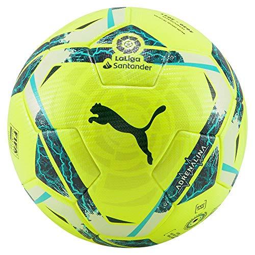 PUMA-LaLiga-1-ADRENALINA-FIFA-Quality-Pro-WP-Ballon-De-Foot-Unisex-Adult-Lemon-Tonic-Multi-Colour-5-0