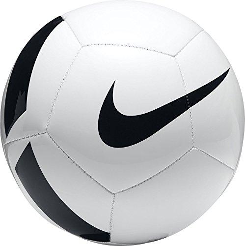 Nike-Ptch-Team-Ballon-de-football-Mixte-Adulte-Blanc-BlancNoir-Taille-5-0