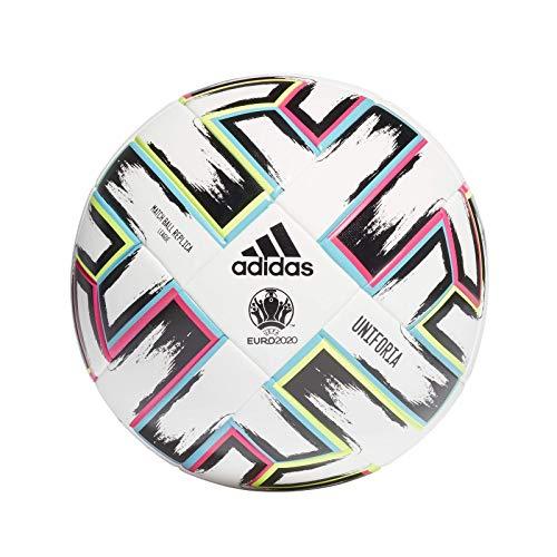 adidas-UNIFO-LGE-XMS-Ballons-Match-Football-Mens-WhiteBlackSignal-GreenBright-Cyan-4-0