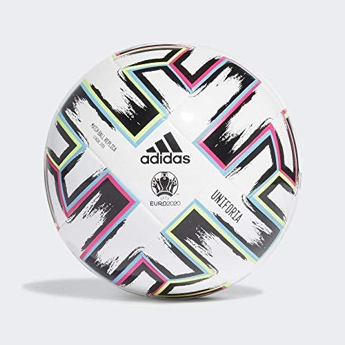 adidas-UNIFORIA-League-J350-Ballon-De-Football-Adulte-Unisexe-BlancNoirSignal-VertCyan-Clair-5-0