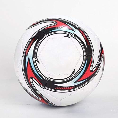 Lonshi-Ballon-de-Football-en-PVC-EVA-Taille-5-Doux-et-lger-pour-lintrieur-et-lextrieur-Blanc-0