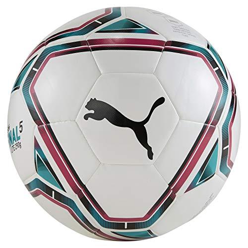Puma-teamFINAL-21-Lite-Ball-290g-Ballon-De-Foot-Mixte-Adulte-White-Rose-Red-Ocean-Depths-Black-5-0