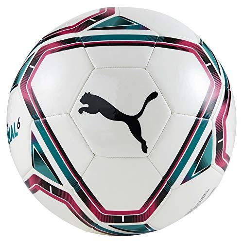 Puma-teamFINAL-216-MS-Ball-Ballon-De-Foot-Unisex-Tout-Age-White-Rose-Red-Ocean-Depths-Black-3-0
